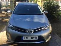 Toyota AURIS 1,6L 2013