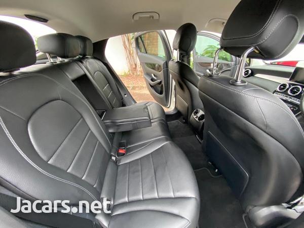 Mercedes-Benz GLC-Class 2,0L 2017-4