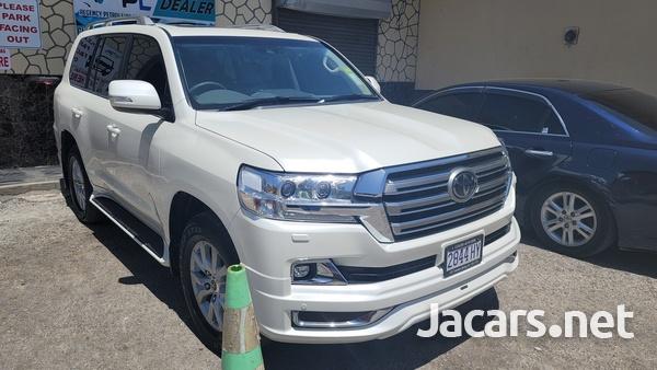 Toyota Land Cruiser 4,4L 2018-4