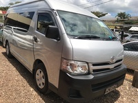 Toyota Hiace Commuter Bus 2013
