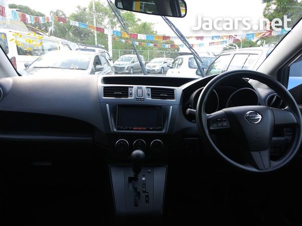 Nissan LaFesta 2,0L 2016-12