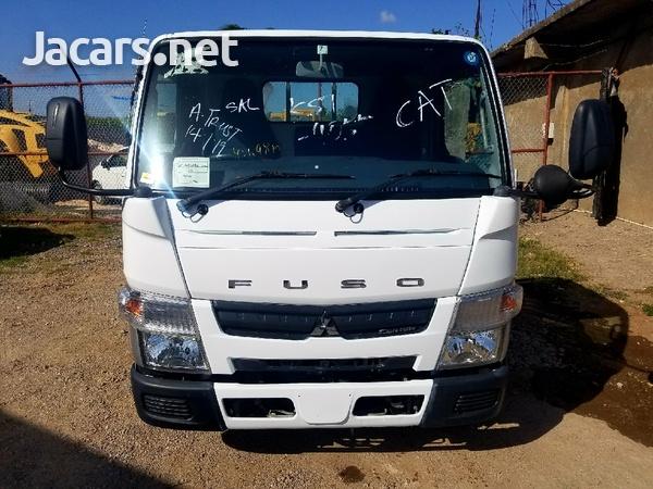2014 Mitsubishi Canter truck-2