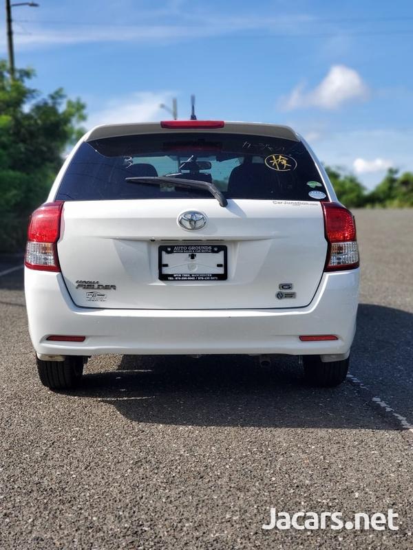 Toyota Fielder 1,5L 2012-15