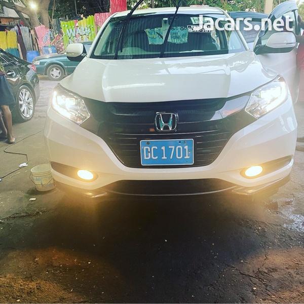 Honda Vezel 1,6L 2015-1