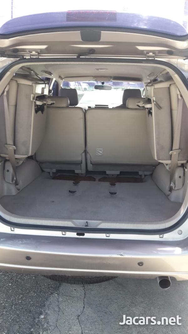 Toyota Fortuner 2,7L 2008-10
