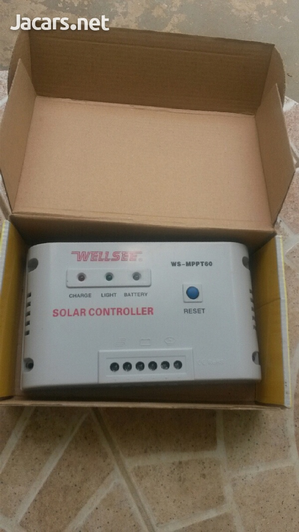 solar controllers, 20, 40,and 60amps.-2