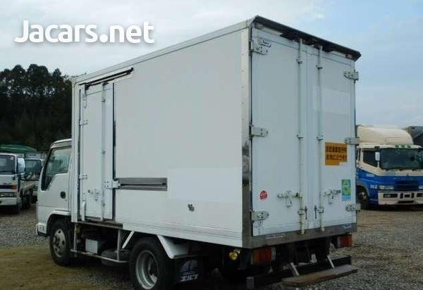 2008 Isuzu Elf Freezer Truck-2