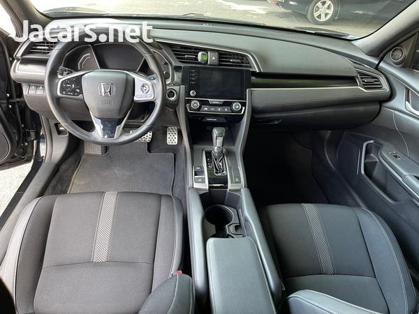 Honda Civic 1,6L 2019-6