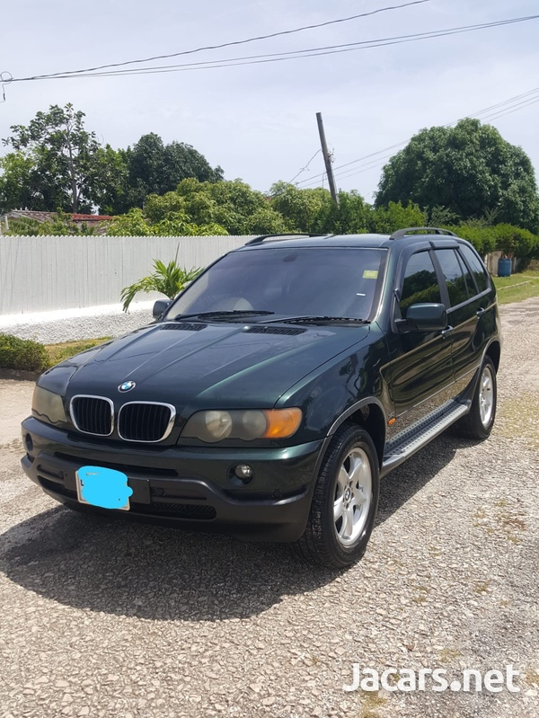 BMW X5 3,0L 2003-2