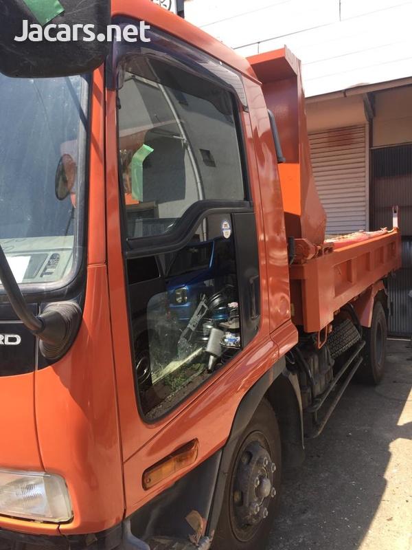 2004 Isuzu Forward Dumper Truck-5