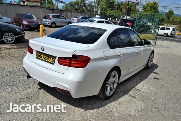 BMW 3-Series 1,6L 2013-7