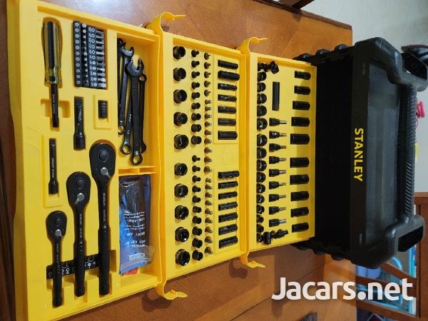 new stanley tool set-1