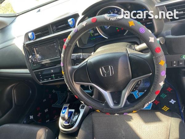 Honda Fit 1,5L 2014-8