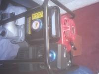 new generator +water pump