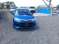 Toyota Fielder 1,6L 2015