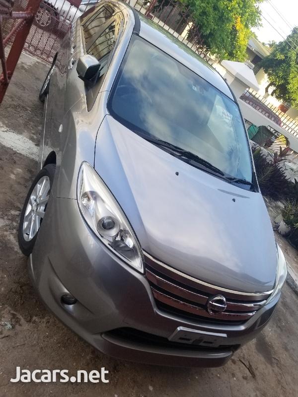 Nissan LaFesta 1,9L 2014-3