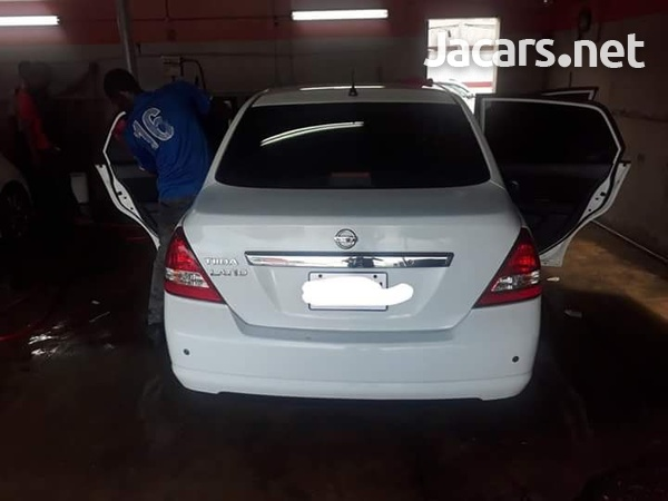 Nissan Tiida 1,2L 2011-2
