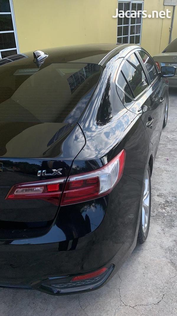 Acura SLX 2,4L 2017-8