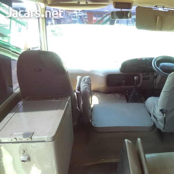 1998 Toyota Coaster Bus-4