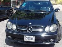 Mercedes-Benz CLK-Class 0,5L 2004