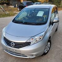 Nissan Note 1,3L 2014