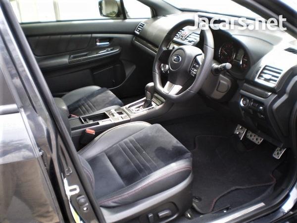 Subaru WRX 2,0L 2015-6