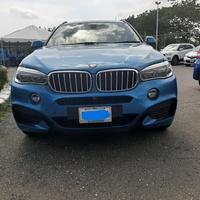 BMW X6 4,4L 2019