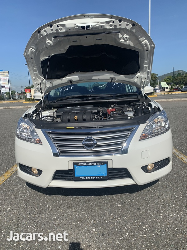Nissan Sylphy 1,8L 2018-7