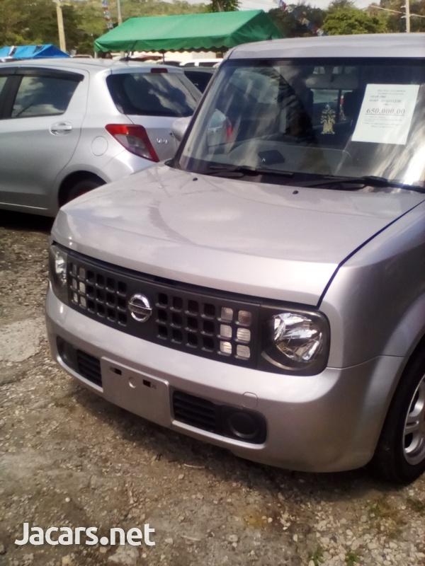Nissan Cube 1,4L 2005-4