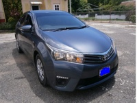 Toyota Corolla XLi 1,6L 2016