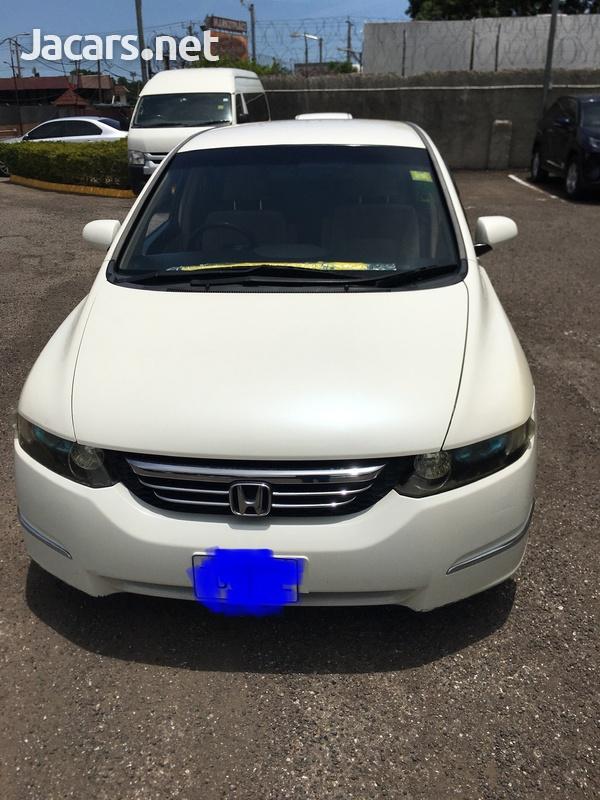 Honda Odyssey 2,4L 2006-7