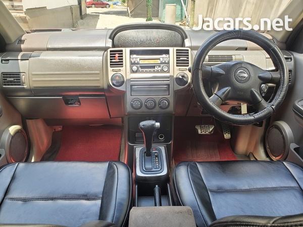 Nissan X-Trail 2,4L 2005-7