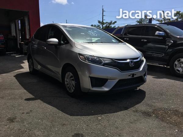 Honda Fit 1,3L 2017-10