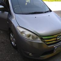 Nissan LaFesta 1,3L 2012