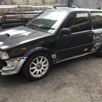 Toyota Starlet 1,4L 1989