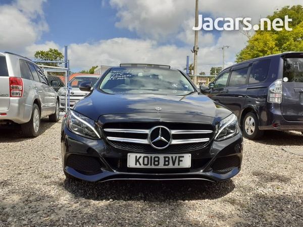 Mercedes-Benz C-Class 2,0L 2018-12