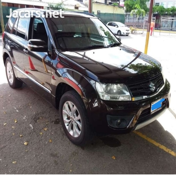 Suzuki Grand Vitara 2,5L 2017-1