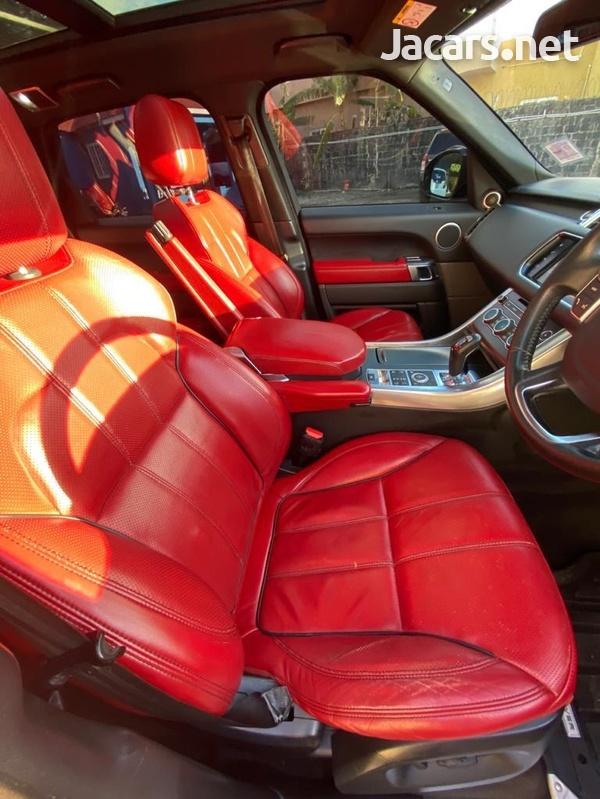 Land Rover Range Rover Sport 3,0L 2016-3