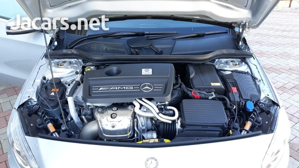 Mercedes-Benz A-Class 2,0L 2014-8