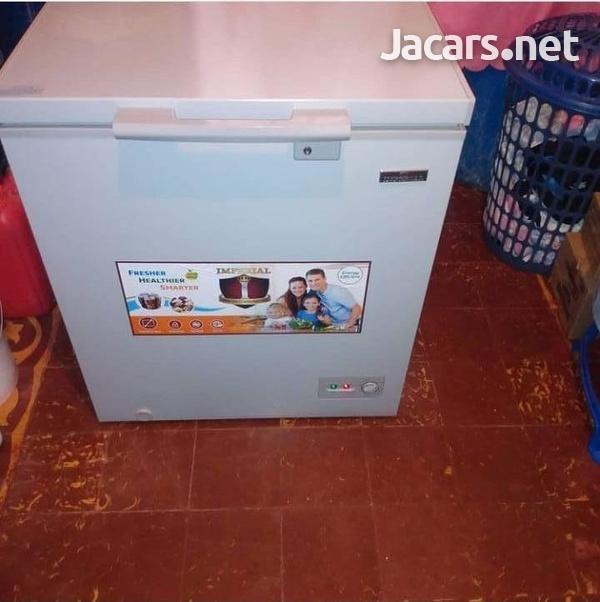 Deep freeze refrigerator-1