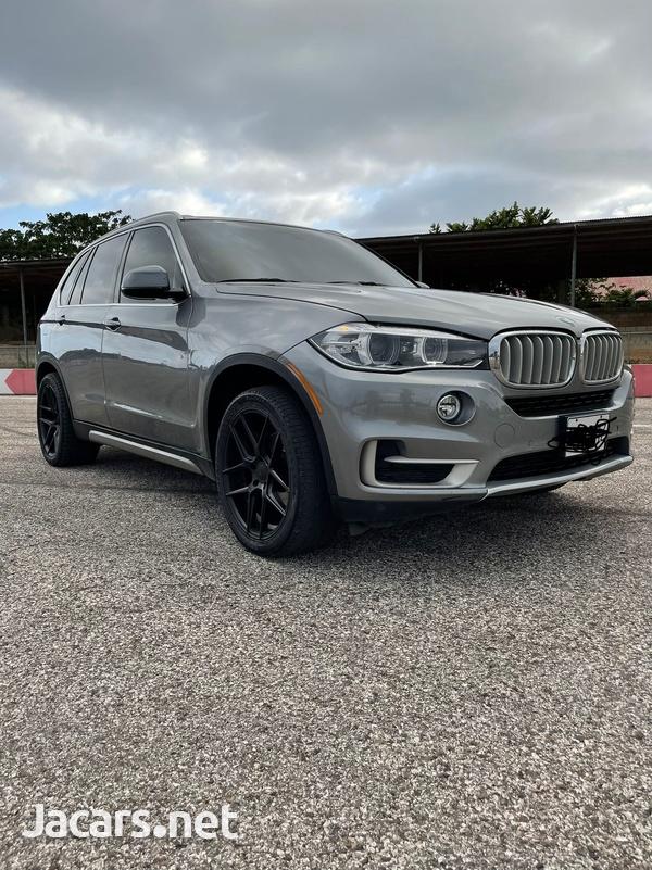 BMW X5 4,4L 2017-2