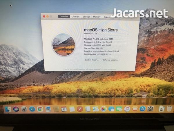 MacBook Pro13inch --Late 2011-- Excellent Condition-3