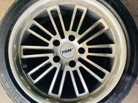 Rims + Tryres