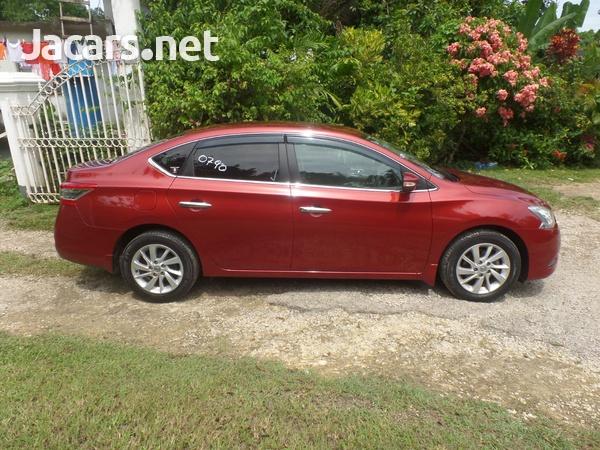 Nissan Sylphy 1,8L 2015-3