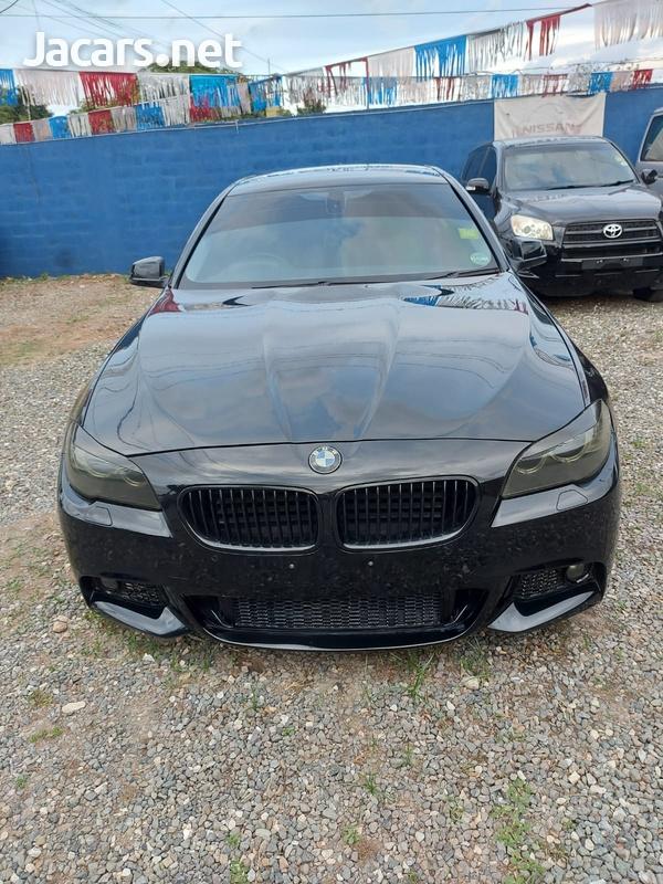 BMW 5-Series 2,5L 2011-11