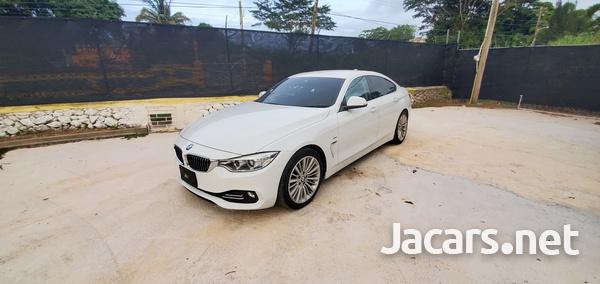 BMW 4-Series 2,0L 2014-15