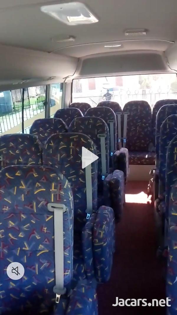 2016 Toyota Coaster Bus-6