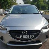 Mazda 2 1,4L 2016