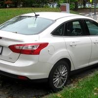Ford Focus 1,6L 2012