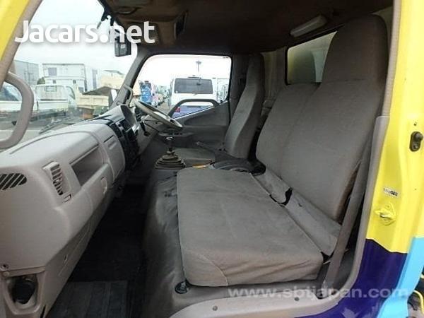 2009 hino Dutro freezer truck-4